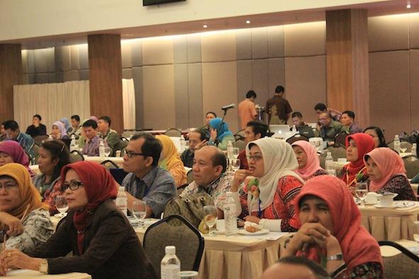 Para peserta seminar ISFM 2013