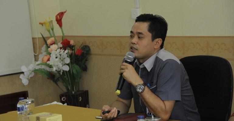 Kepala BBTMC Dr TRi Handoko Seto Msc