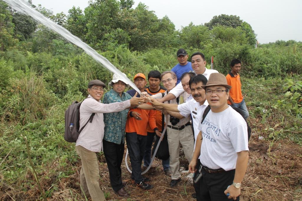 BRG kunjungi Rimbo Panjang