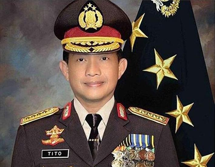 Jenderal Tito Karnavian