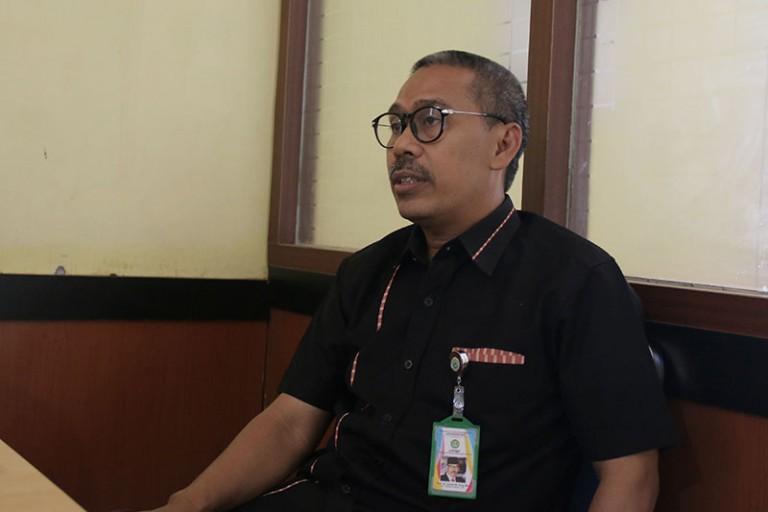 Prof Dr Ir Usman M Tang MS