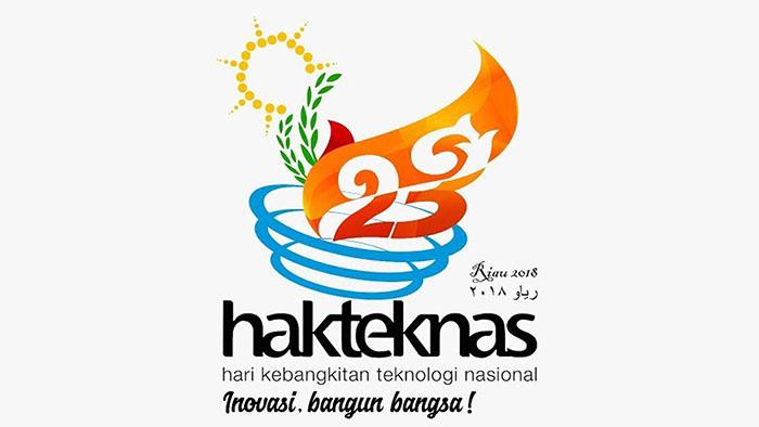 logo hakteknas ke 23