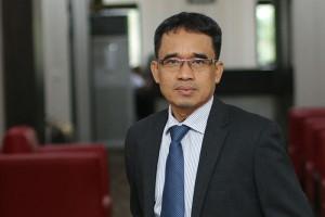 Wakil Rektor Bidang Akademik Unri Prof Dr Ir Thamrin MSc