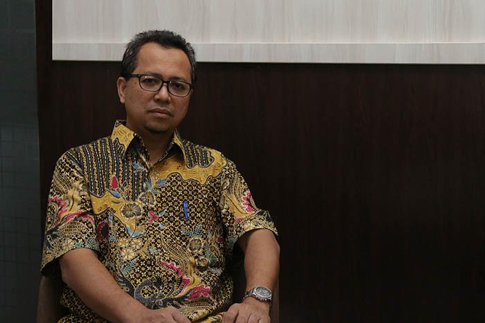 Ketua Panitia iMIT SIC 2018 Dr Saktioto SSi M Phil