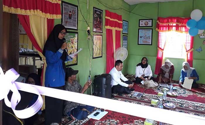 pelaksanaan KKN Unri 2018 di desa 10
