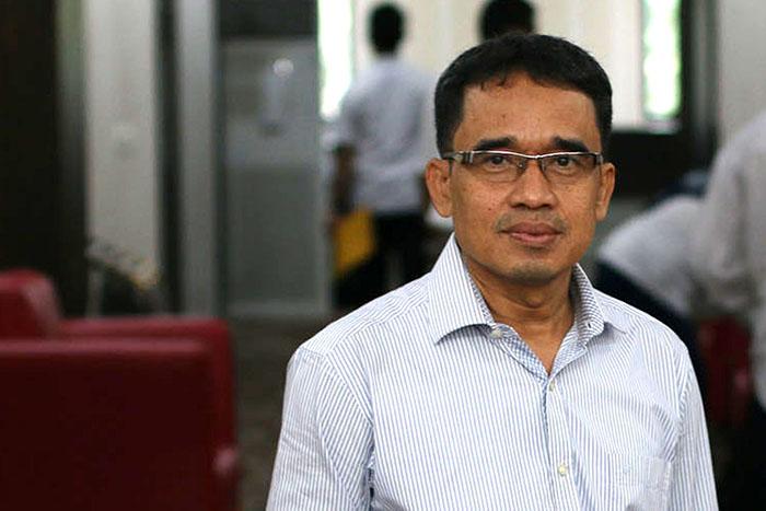 Prof Ir Thamrin MSc