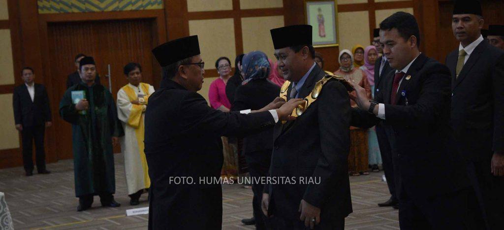 Sumber: HUMAS Univesitas Riau
