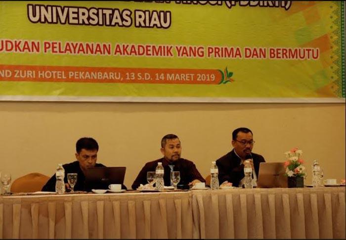 Sumber: HUMAS Universitas Riau