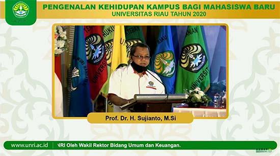 Prof. Dr. Sujianto, M.Si (Sumber: HUMAS Universitas Riau)