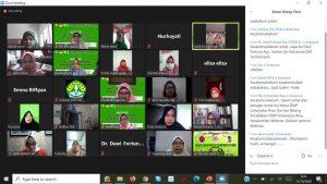 DWP UNRI Gelar Web Seminar Kiat Dampingi Anak Belajar (Sumber: HUMAS Universitas Riau)