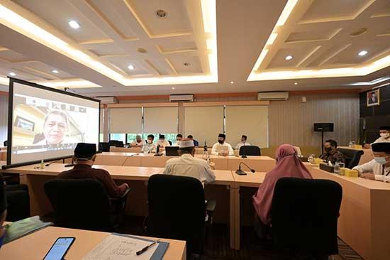 Berbasis Konsep Mengalirkan Berkah (Sumber: HUMAS Universitas Riau)