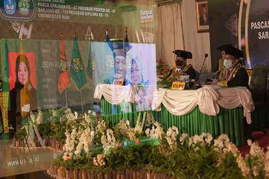 Kolaborasi Keilmuan Untuk Kepentingan Masyarakat Luas (Sumber: HUMAS Universitas Riau)