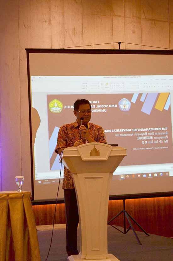 Perencanaan Efektif dan Terintegrasi Program Merdeka Belajar Kampus Merdeka (Sumber: HUMAS Universitas Riau)