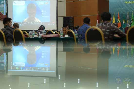 Tingkatkan Kualitas Lulusan Pendidikan Tinggi (Sumber: HUMAS Universitas Riau)