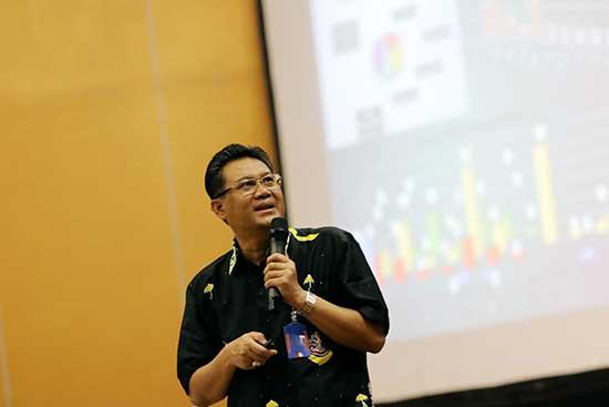18 Maret 2021, UNRI Laksanakan Musrenbang Penganggaran Tahun 2022 (Sumber: HUMAS Universitas Riau)