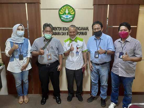 BRI-UNRI Mitra Penunjang Pendidikan Tinggi (Sumber: HUMAS Universitas Riau)